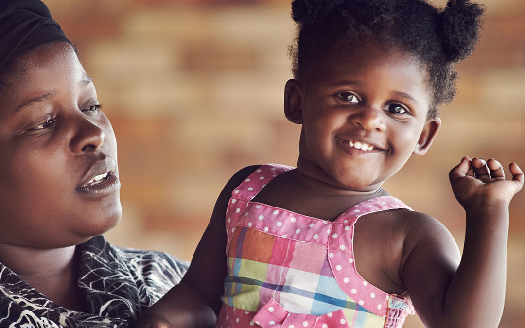 Be a Forever Parent of Haitian Child in Need with Haiti Adoption Agency