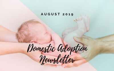 The Building Arizona Families Domestic Adoption August 2019 Newsletter