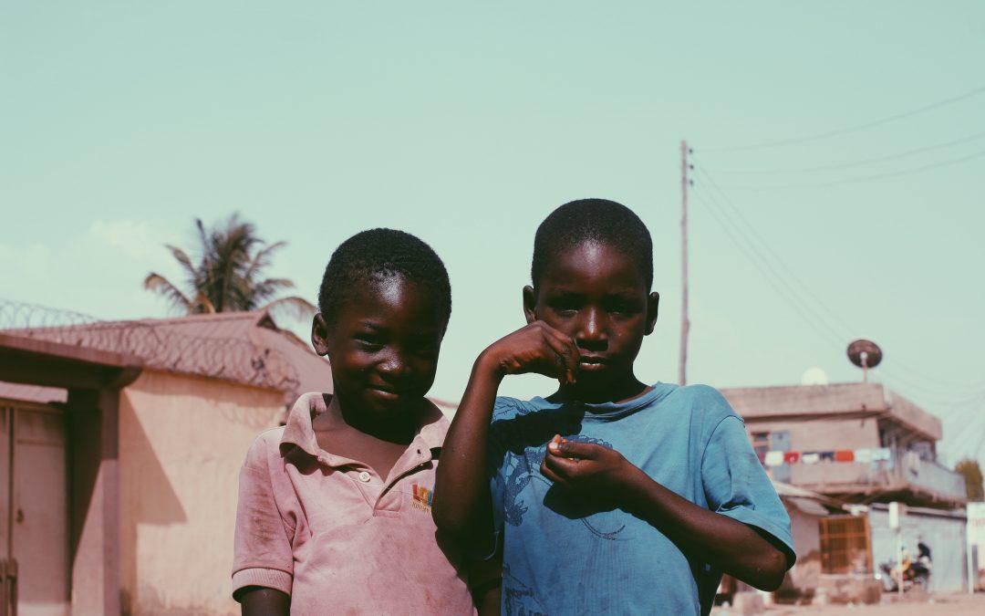 Adopting Children from Haiti